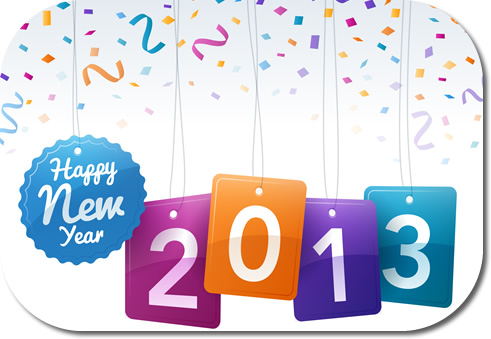 2013 Happy New Year _ Small Business Resolutions _Blue Focus Marketing
