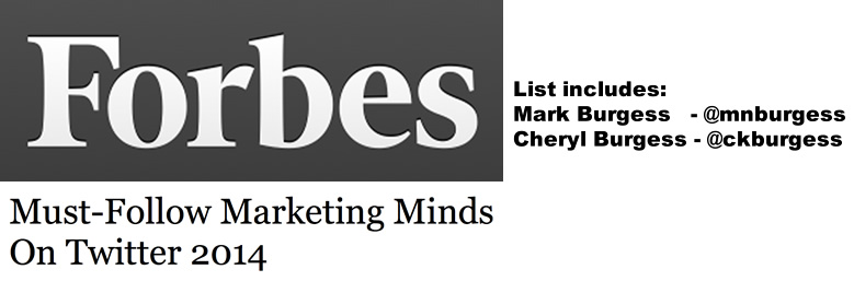 Forbes Must Follow Marketing 2014 mnb ckb