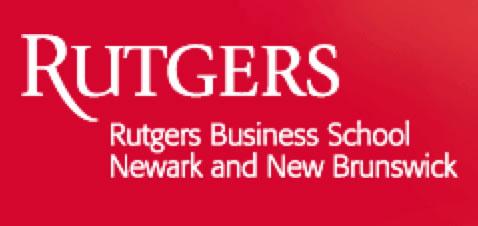 Rutgers Business School Logo