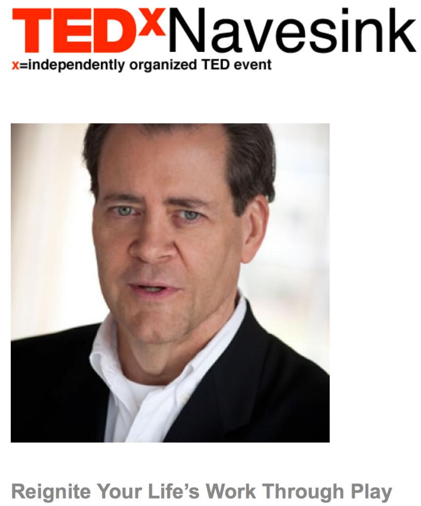 TEDxNavesink Mark Burgess 2014