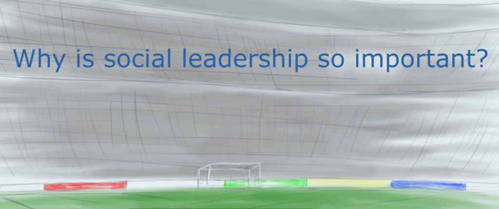 Why is social leadership so important F