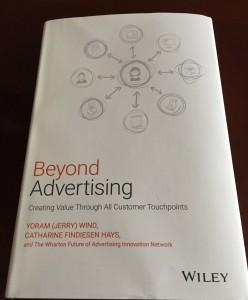 Beyond Advertising Book