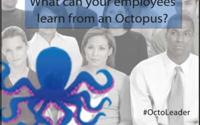 3 Social Employee Advocacy Lessons from Our Friend the Octopus #OctoLeader #Marketing #Leaders