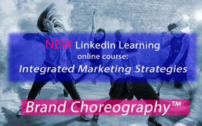 Brand Choreography Is as Easy as 1-2-3 with @mnburgess and #LI_Learning #marketing