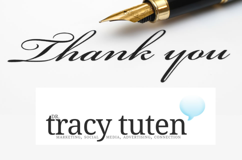 Thanks to Dr. Tracy Tuten @brandacity for Highlighting IMC LinkedIn Learning Course